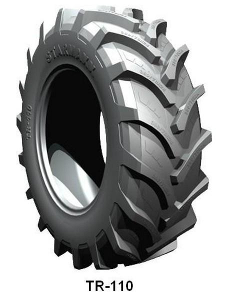 Traktorové pneu 9,5 R20 108A8/105B TL TR-110 STARMAXX