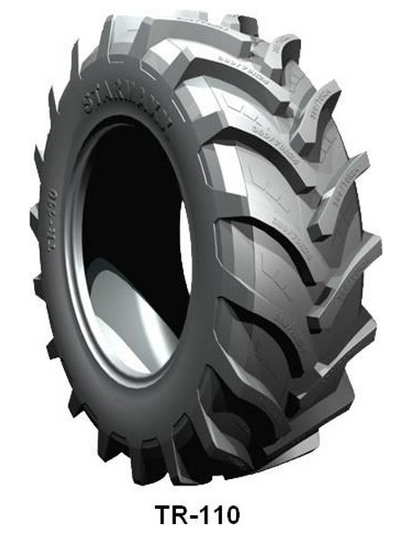 Traktorové pneu 320/85 R28 (12.4 R28) 124A8/121B TL TR-110 STARMAXX